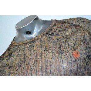 16170 Mens Game Winner Hunting Camo Shirt Mossy